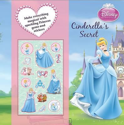 Disney Secret Jewel Storybook Princess by
