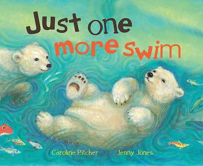 Picture Board Books Just One More Swim by