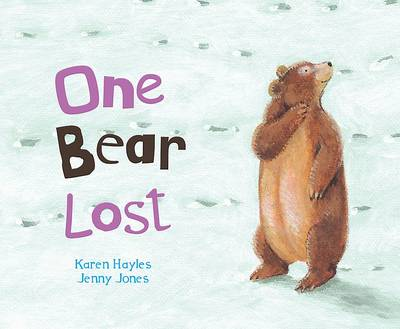 Picture Board Books One Bear Lost by