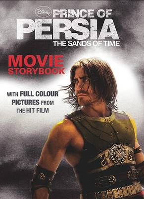 Disney Movie Storybook Movie Storybook Prince of Persia by