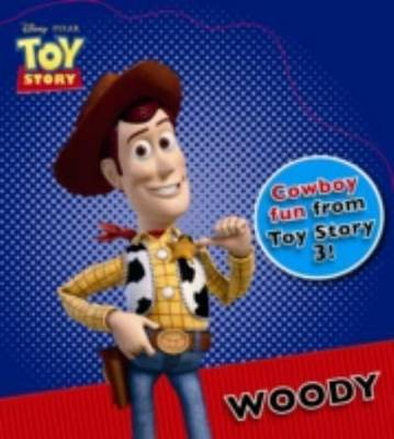Disney Board Book - Toy Story 3 Woody by