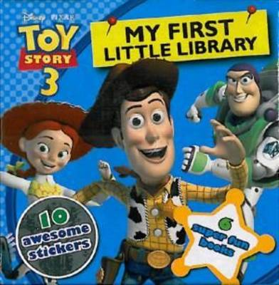 Disney Little Library Toy Story 3 by