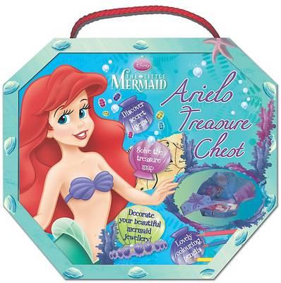Disney Vanity Case - Ariel by