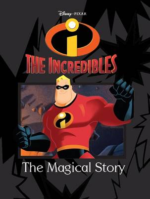Disney Magical Story Incredibles by