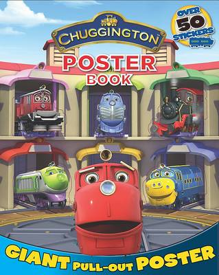Chuggington Poster Book by