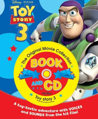 Disney Storybook & CD Toy Story 3 by