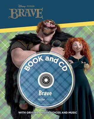 Disney Brave Storybook & CD by
