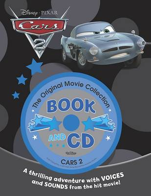 Disney Cars 2 Storybook with CD by