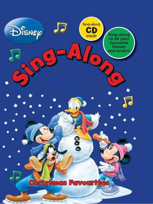 Disney Singalong Christmas Favourites by