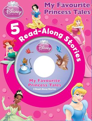 Disney Book & CD Slipcase Princess by
