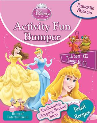 Disney Princess Fun Bumper by