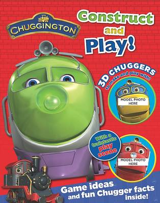 Chuggington Construct and Play by
