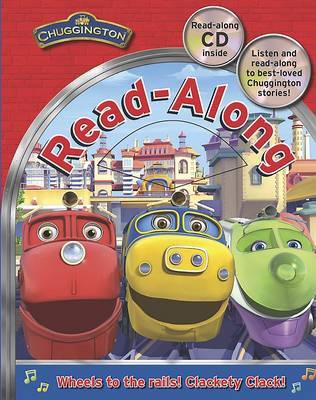 Chuggington Singalong Book by