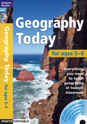 Geography Today 5-6 by Andrew Brodie