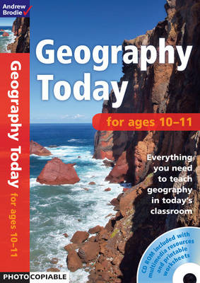 Geography Today 10-11 by Andrew Brodie