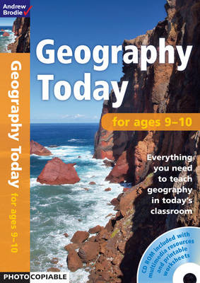 Geography Today 9-10 by Andrew Brodie