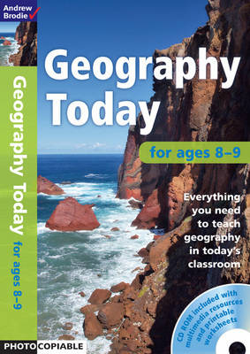 Geography Today 8-9 by Andrew Brodie