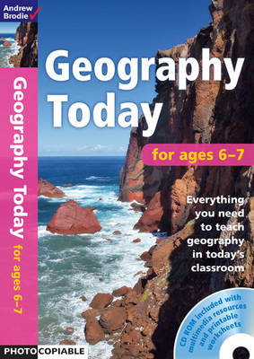 Geography Today 6-7 by Andrew Brodie