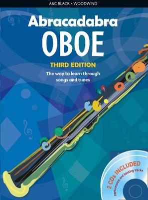 Abracadabra Oboe (Pupil's book + 2 CDs): The Way to Learn Through Songs and Tunes by Helen McKean