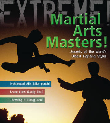 Martial Arts Masters! The World's Deadliest Fighting Styles by Martin Dougherty