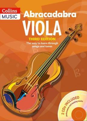 Abracadabra Strings,Abracadabra Abracadabra Viola: The Way to Learn Through Songs and Tunes by Peter Davey