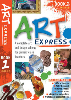 Art Express Site Licence by Julia Stanton