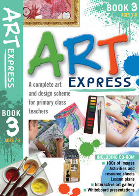 Art Express Book 3 Site Licence by Julia Stanton