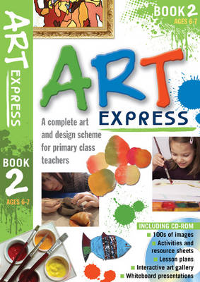 Art Express Book 2 Site Licence by Julia Stanton