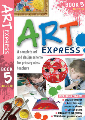 Art Express by Julia Stanton