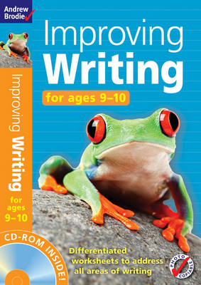Improving Writing 9-10 by Andrew Brodie