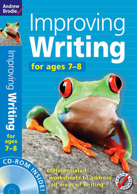 Improving Writing 7-8 by Andrew Brodie