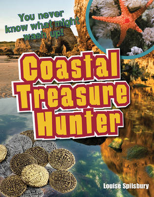 Coastal Treasure Hunter Age 9-10, Above Average Readers by Louise Spilsbury