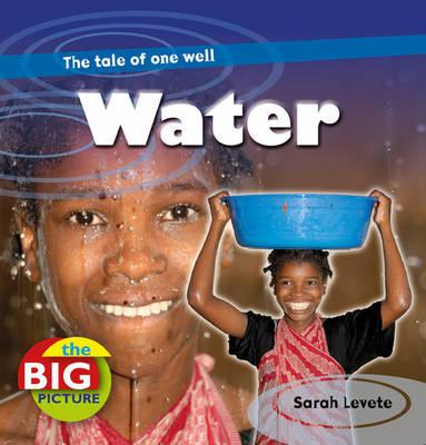 Water by Sarah Levete, Anita Ganeri