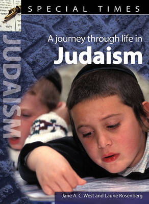 Special Times: Judaism by Jane A. C. West, Laurie Rosenberg