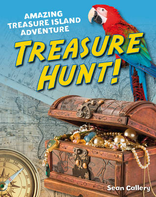 Treasure Hunt! Age 5-6, Average Readers by Sean Callery