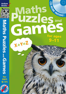 Maths Puzzles and Games 9-11 by Andrew Brodie