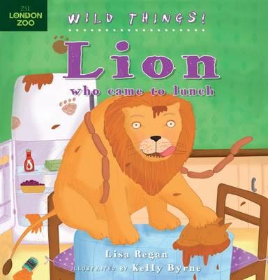 Lion by Lisa Regan
