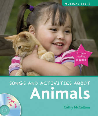 Musical Steps: Animals by Cathy McCallum
