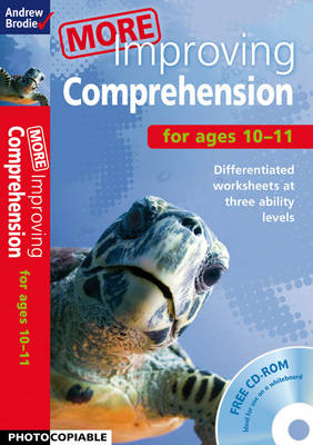 More Improving Comprehension 10-11 by Andrew Brodie