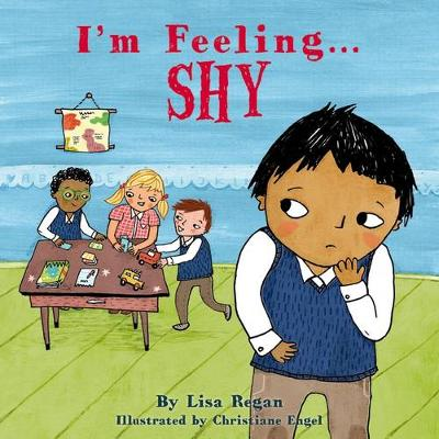 I'm Feeling Shy by Lisa Regan