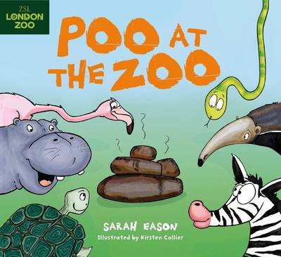 Poo at the Zoo by Sarah Eason