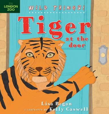 Tiger by Lisa Regan