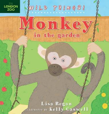 Monkey by Lisa Regan