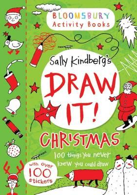 Draw it: Christmas by Sally Kindberg