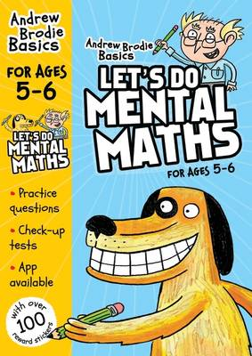 Let's Do Mental Maths for Ages 5-6 by Andrew Brodie