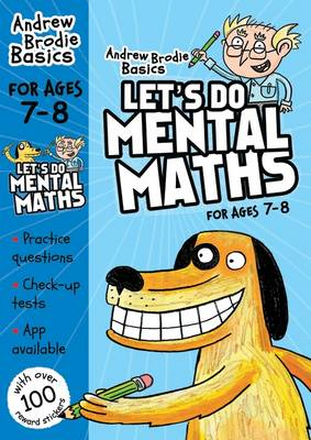 Let's Do Mental Maths for Ages 7-8 by Andrew Brodie
