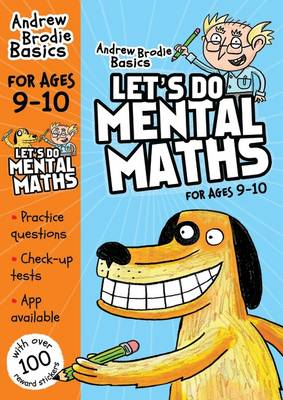 Let's Do Mental Maths for Ages 9-10 by Andrew Brodie