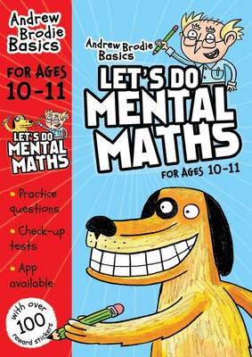 Let's Do Mental Maths for Ages 10-11 by Andrew Brodie