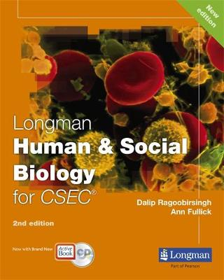 Human and Social Biology for CSEC by Ann Fullick