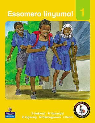 Luganda for Uganda Primary 2 Readers Pack by